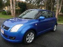 2009 Suzuki Swift Hatch VERY LOW KILOMETERS & VERY LONG REGO Southport Gold Coast City Preview