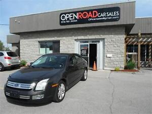 2006 Ford Fusion SEL, Clean carproof