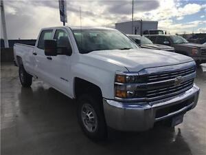 2016 Chevrolet Silverado 2500HD (Longbox)
