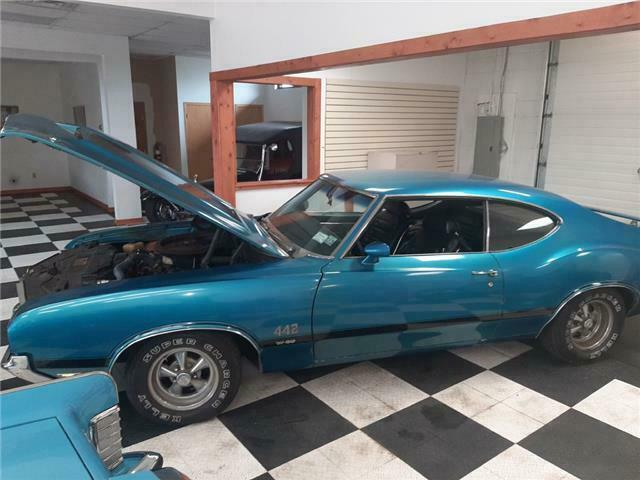 1971 OLDSMOBILE 442 W-30 Coupe
