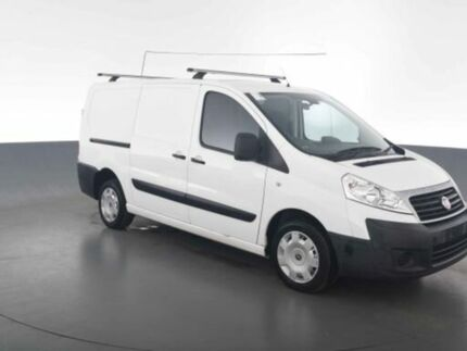 2013 Fiat Scudo MY13 LWB White 6 Speed Manual Van Virginia Brisbane North East Preview
