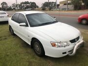 2004 Holden Commodore VY II Acclaim White 4 Speed Automatic Sedan Wangara Wanneroo Area Preview