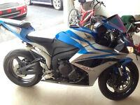 2007 Honda CBR 600RR **NEW PRICE**