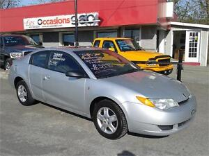 2007 Saturn Ion Quad Coupe Ion.2 Midlevel avec toi ouvrent