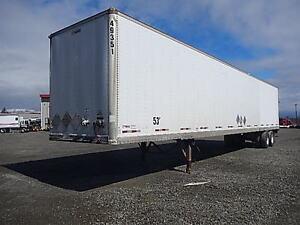 MANAC dry van trailer