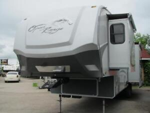 2009 OPEN RANGE 337RLS-LOADED UP BEAUTY-IN STOCK NOW-FINANCE!