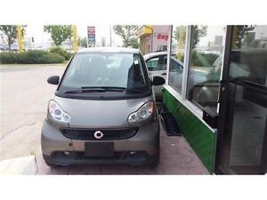 2013 Smart fortwo Passion. FRESH Safety. FUEL MISER. Only 4200km