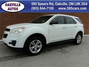 2011 Chevrolet Equinox LS FWD 4 CYL BLUETOOTH SAFETY INCL
