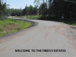 Firefly Estates!FREE WELL & CULVERT INCL if purchased by Sept1