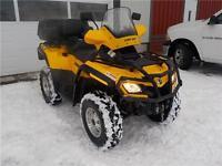 CAN AM OUTLANDER MAX XT 650 2011 $6795 OU $28.99/SEMAINE