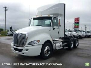 2017 International ProStar +122, Used Truck