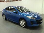 2012 Mazda 3 BL 11 Upgrade SP25 Blue 6 Speed Manual Sedan Fyshwick South Canberra Preview