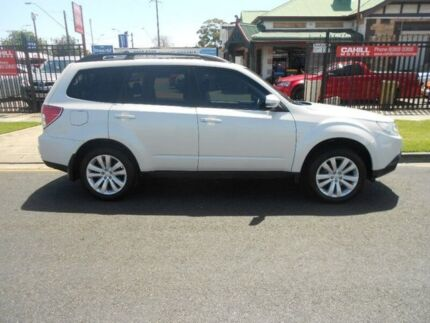 2010 Subaru Forester S3 MY10 XS AWD White 4 Speed Sports Automatic Wagon Hampstead Gardens Port Adelaide Area Preview