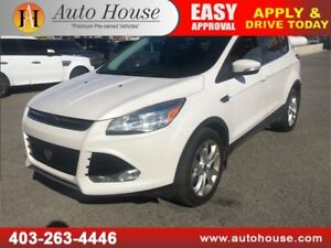 2016 Ford Escape Titanium AWD LEATHER ROOF NAVI B CAM