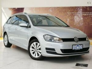 2016 Volkswagen Golf VII MY16 92TSI DSG Comfortline Silver 7 Speed Sports Automatic Dual Clutch Collingwood Yarra Area Preview