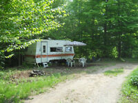 Private Camping in the Country
