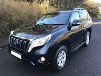 2014 Toyota Land Cruiser 3.0 D-4D Active 3dr (5 Seats)