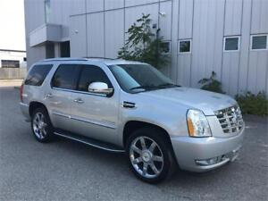 2010 CADILLAC ESCALADE HYBRID CAMERA NAVIGATION 159KM