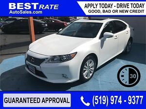 LEXUS ES 350 - APPROVED IN 30 MINUTES! - ANY CREDIT LOANS