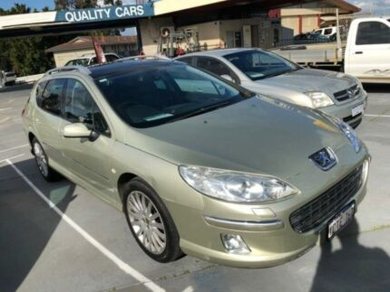2007 Peugeot 407 MY07 SV HDI Touring 6 Speed Tiptronic Wagon St James Victoria Park Area Preview