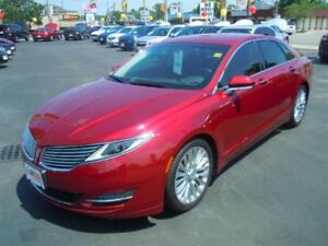 2014 LINCOLN MKZ NAVIGATION SYSTEM, REAR VIEW CAMERA, BACKUP SEN