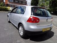 Vw golf 1.9 tdi 2008 mint condition in&out