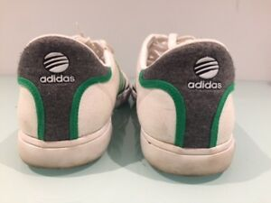 Green Adidas - size 13 shoes - mens