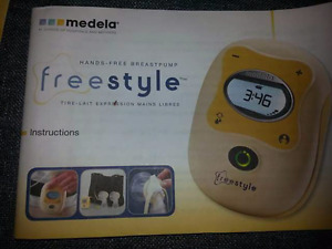 Tire-lait medela freestyle