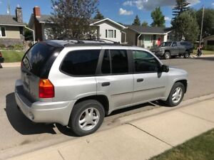 Silver GM SUV for Sale