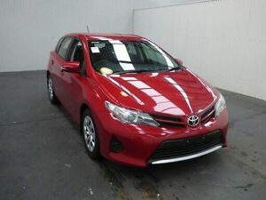 2013 Toyota Corolla ZRE182R Ascent Wildfire 7 Speed CVT Auto Sequential Hatchback Moonah Glenorchy Area Preview