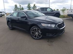 2018 Ford Taurus SHO-3.5L V6 Ecoboost, AWD,Leather,Moonroof,Came
