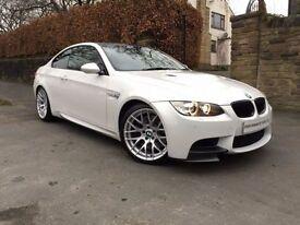 BMW M3 4.0 M3 2d AUTO 415 BHP FBMWSH+12M MOT+BMW WARRANTY (white) 2011