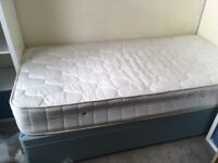 Single bed - ottoman - free to collect