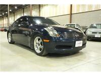 2004 Infiniti G35 Coupe AS-IS