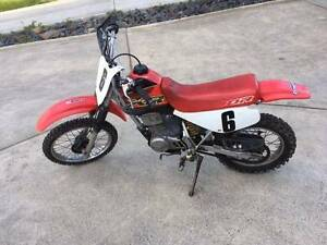 Honda XR80R Claremont Glenorchy Area Preview