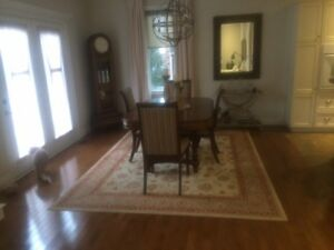 8' X 10' Oriental Rugs  (2 available)