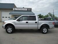 2011 Ford F-150 Eco Boost, crew,4x4