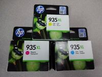 What a bargain! - Complete set of original HP 934/935XL Ink Cartridges