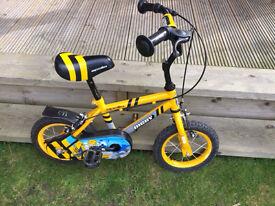 "Halfords Apollo Digby Bike 12"""