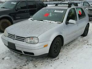 PARTING OUT !!!!!!!!!!!!!!!!!!!!! 2006 VOLKSWAGEN GOLF TDI