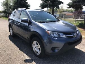 YOU ARE APPROVED!!! TOYOTA RAV4 AWD BACKUP CAMERA HEATED SEATS