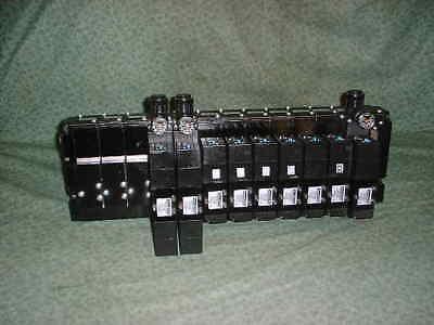 Parker Cluster 12 Pneumatic Valve Block 20072