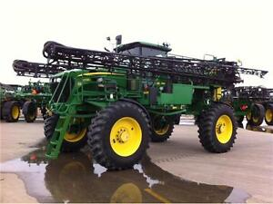 2010 John Deere 4730 high clearance sprayer