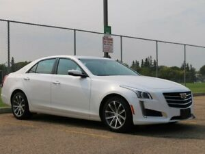 2016 Cadillac CTS AWD CRYSTAL WHITE FINANCE AVAILABLE