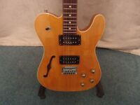 Fender Telecaster Thinline HH - Very rare guitar