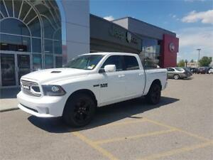 BRAND NEW 2018 RAM 1500 SPORT ECODIESEL - LOADED! - 0% AVAILABLE