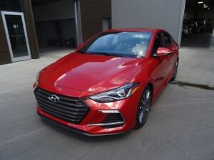 2018 Hyundai Elantra SPORT DCT Leather Heated Seats, Rearview Ca