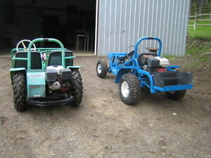 TWO GO KARTS - OFF ROAD