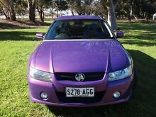 2007 Holden Commodore VZ SVZ Purple 6 Speed Manual Utility Albert Park Charles Sturt Area Preview