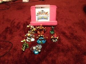 PS3 Skylanders Swap Force includes portal